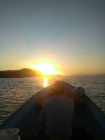 Isla Bejuco, Wild Life Camping - Jicaral