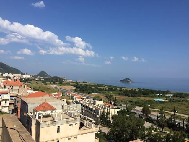 Location niveau de villa pour vacances à El Aouana