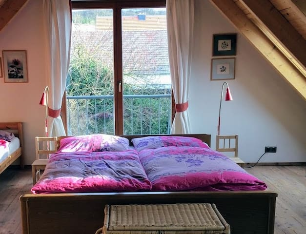 Own nice Room in Village 30 Minutes to Vienna