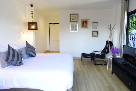 New comfort, city, bus station - Mueang Chiang Rai - Appartement