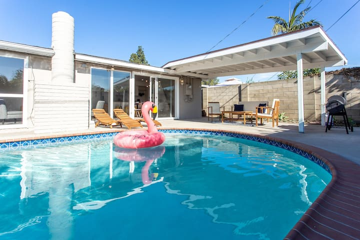 MODERN HOME W/POOL-DISNEYLAND-BEACHES -30 Day Deal