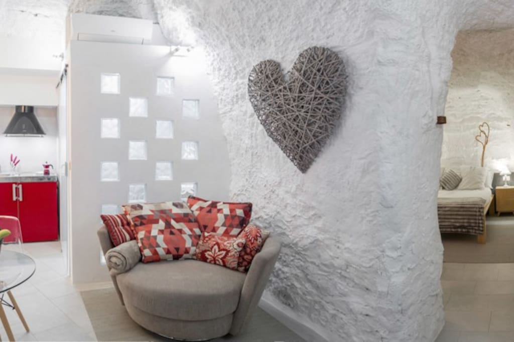 Cueva Suite Ideal Parejas