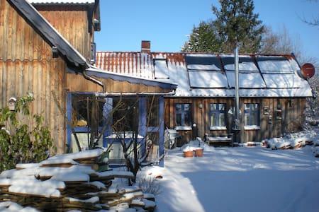 Kleines Gästezimmer am Elberadweg (Bio) - Bleckede - 一軒家