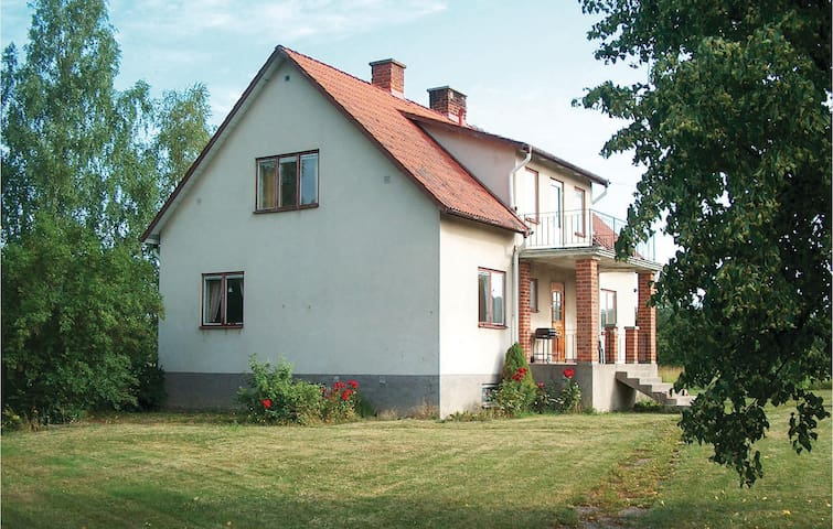 Holiday cottage with 4 bedrooms on 120m² in Söderköping
