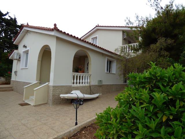 Salamis Villa - Selinia - Hus
