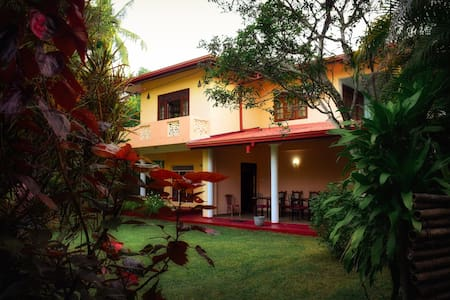 Welcome to beautiful Nirodya Villa!