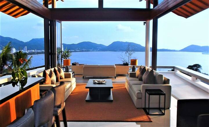 VILLA CRUISE - Breathtaking ! ... Patong Beach