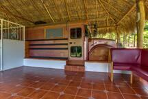 Finca Ometepe - The Beautiful Bus