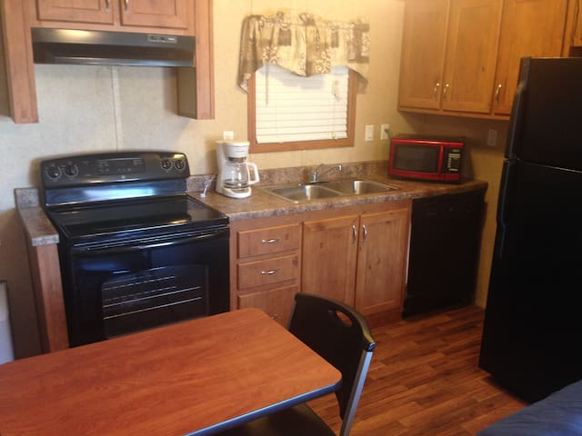 Big Lake, TX Apartment - Oilfield/Family Friendly!