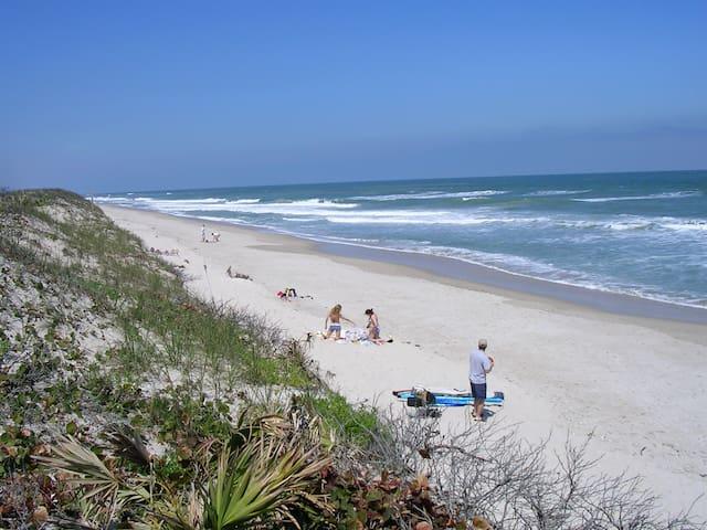 Cedar Cabana - Nature Lover's Suburban Oasis - Titusville - Houten huisje