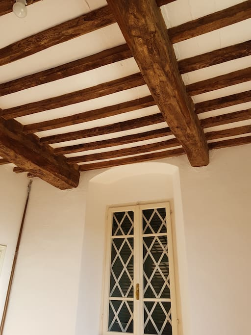 Dettaglio soffitto