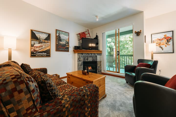 ZenAway |  ❄︎Spacious Suite 2 BR❄︎ | Northstar - Hot Tub & Pool