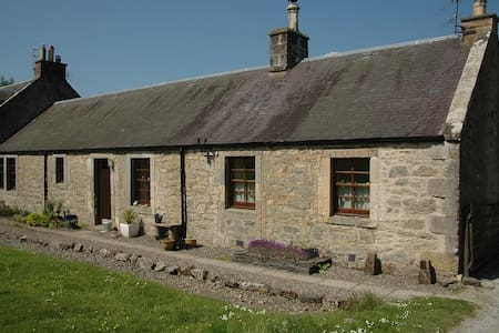Gardeners Cottage, Lamancha, Scotland - near West Linton