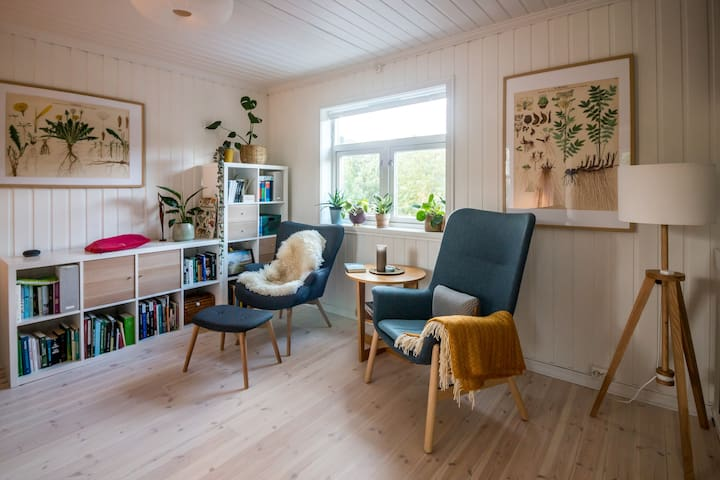 Cozy house with garden in Hammerfest