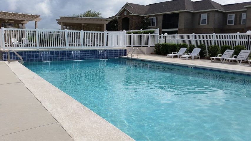 Fun in the sun nice 3 bedroom condo - Foley - Departamento