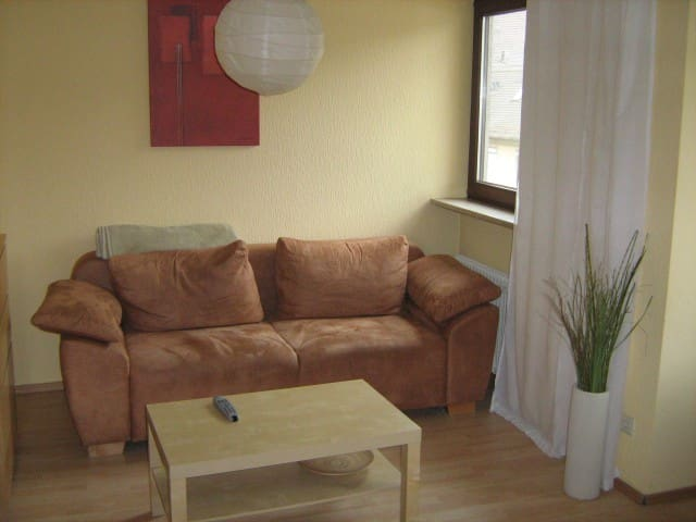 Apartment im Zentrum von Erlangen , 38 qm
