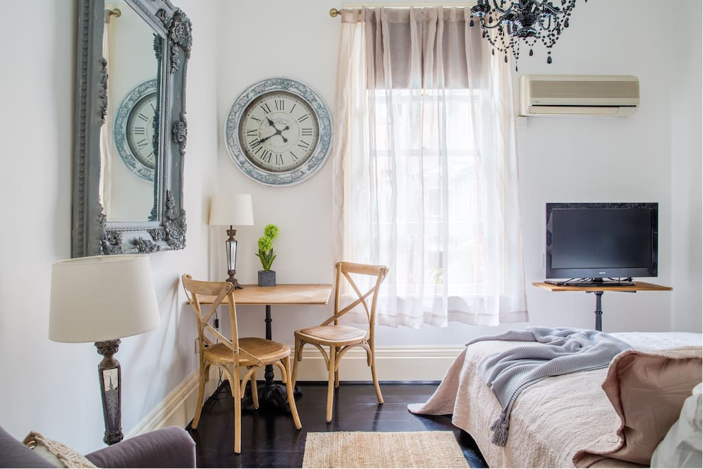 View of Parisienne Stay Studio Apartment