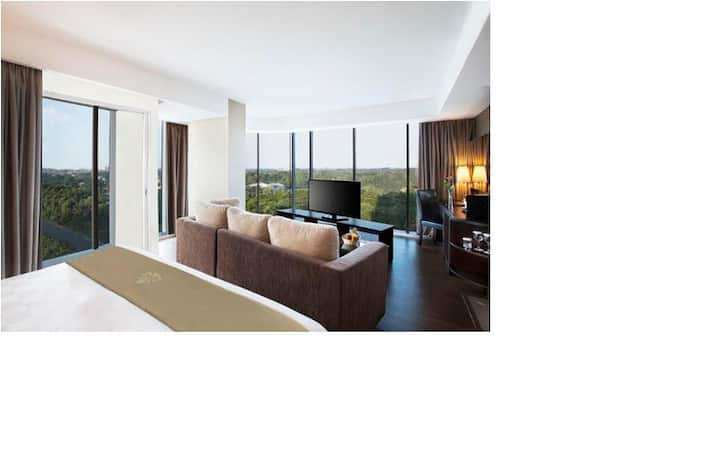 A best junior suite room for your stays