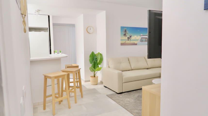 Brand New Skandinavia Penthouse * 5min From Beach