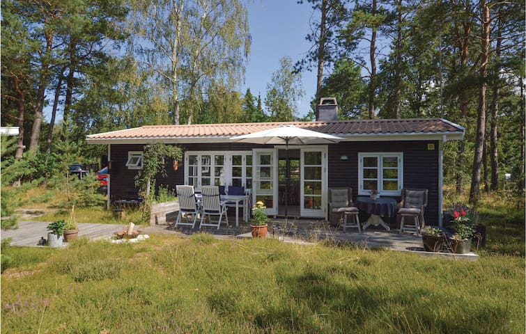 Holiday cottage with 2 bedrooms on 53m² in Vig