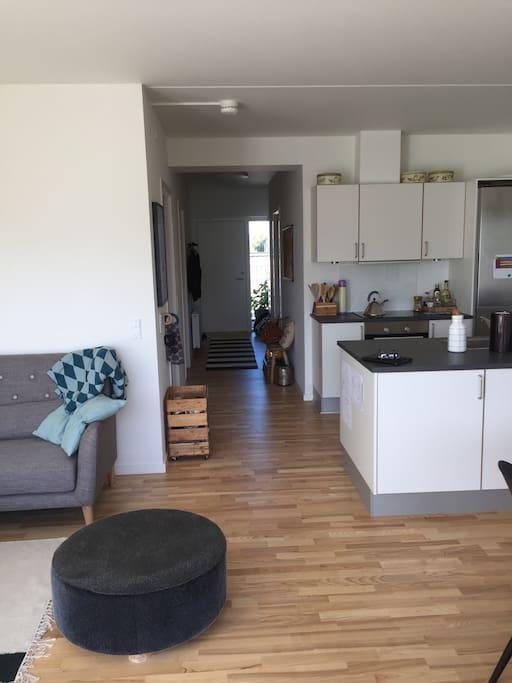 Køkken alrum