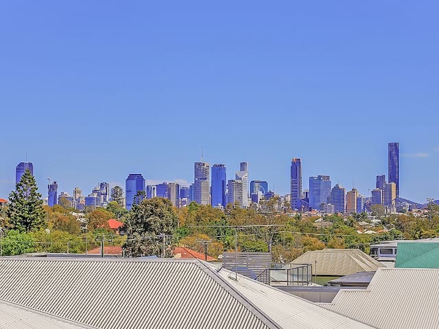 Amazing views to Brisbane! - Morningside - Apartamento