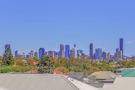 Amazing views to Brisbane! - 莫宁赛德(Morningside) - 公寓