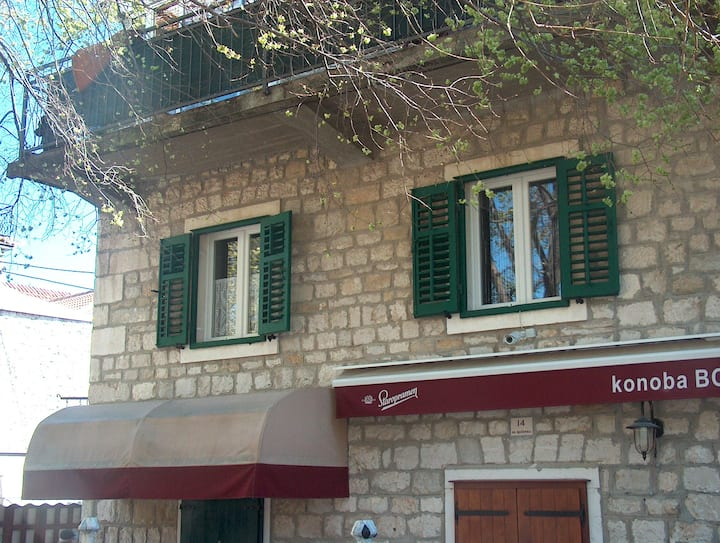 Double room in old town Trogir