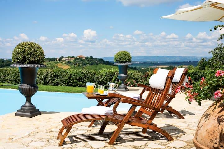 Villa Gaia - 105959 - Colle Val d'Elsa  - Villa