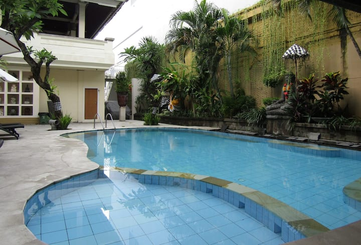Wida Hotel Bali - with breakfast ( DOUBLE BED )