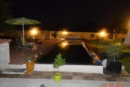 superbe Maison 4* & piscine 20m - Eugénie-les-Bains