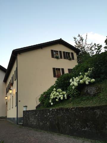 Grande casa immersa nella natura - Lugano - Haus