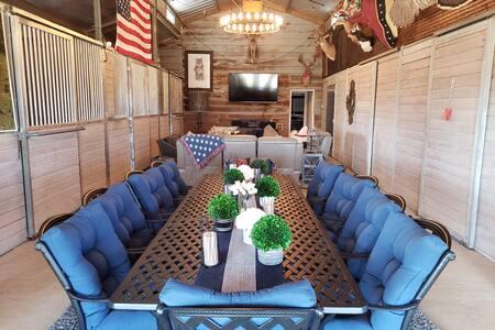 4 D Guest Ranch Barndominium