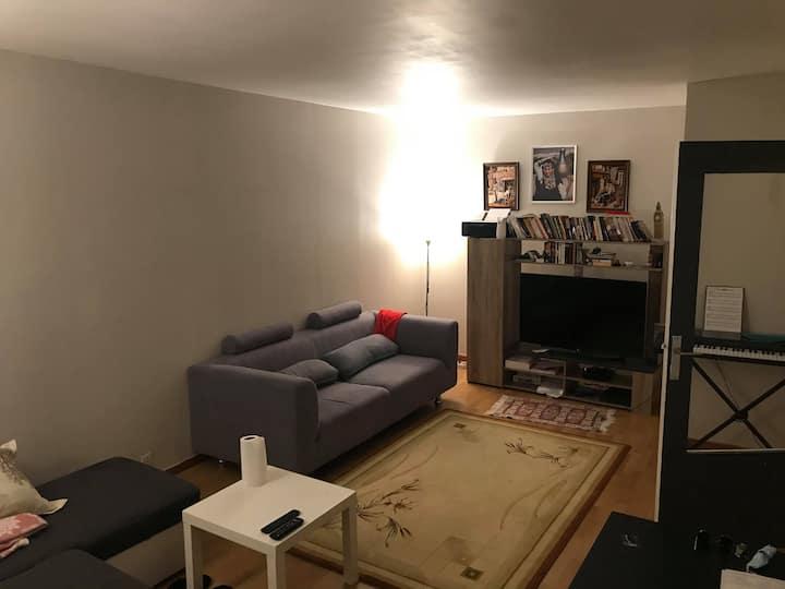 Chambre privé dans un Appartement spacieux à Rouen