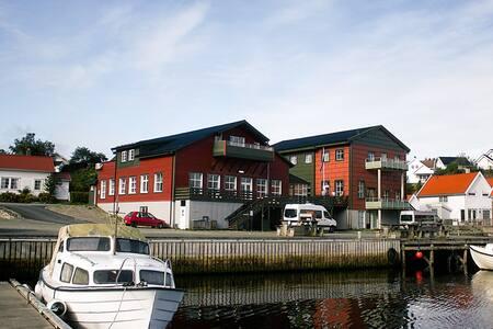 Residensen - Skånevik - Гостевой дом