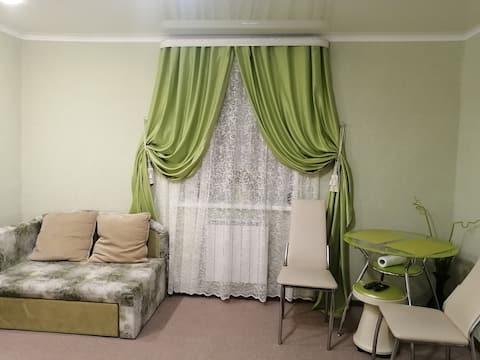 Уютная квартира на ул. Авиации