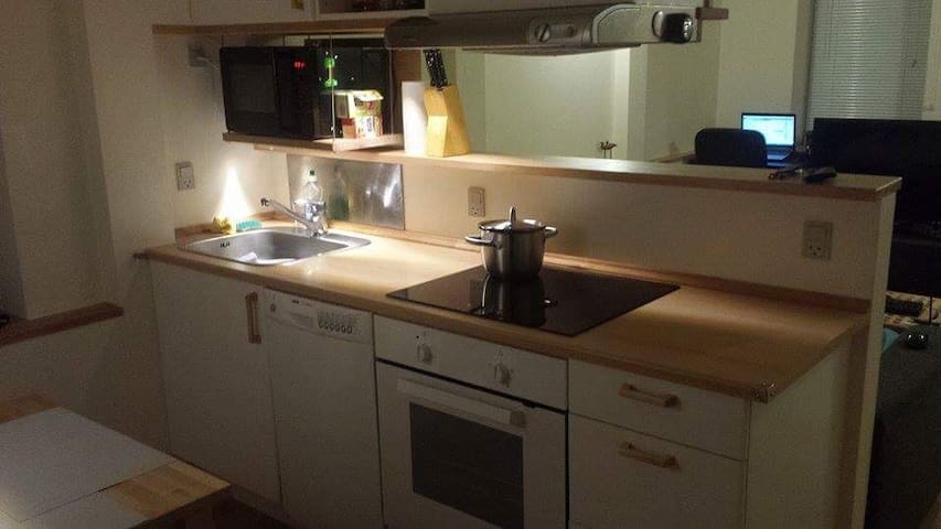 Cosy apartment in center of Haderslev - Haderslev - Appartement