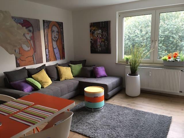 Wohlfühloase im schönen Osnabrück