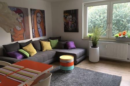 Wohlfühloase im schönen Osnabrück - Osnabrück - Huoneisto