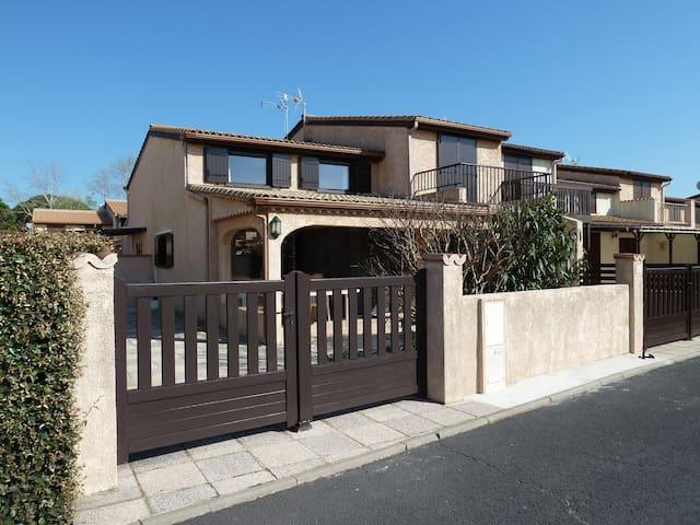 Maison de vacances - Portiragnes - Rumah percutian