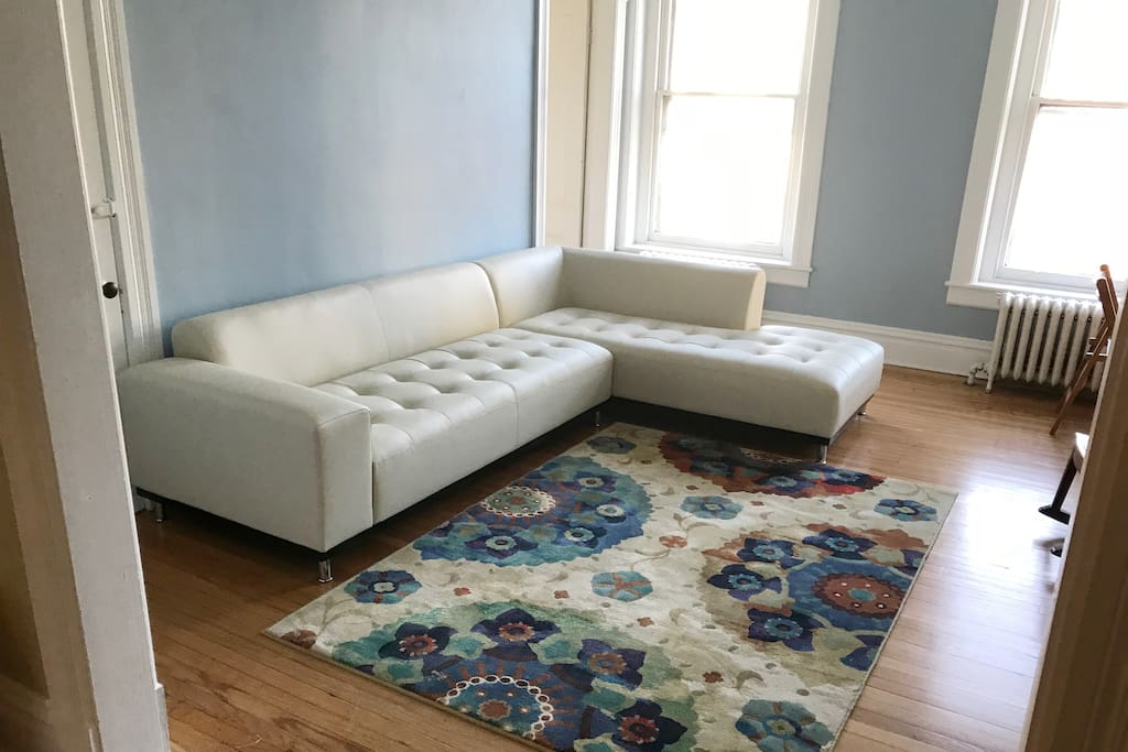 Sitting room sectional