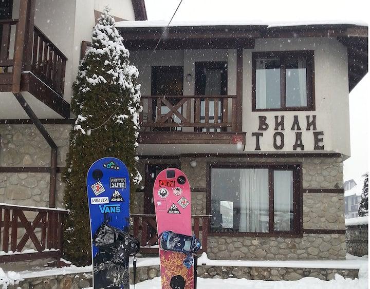 Snownest Villa 1