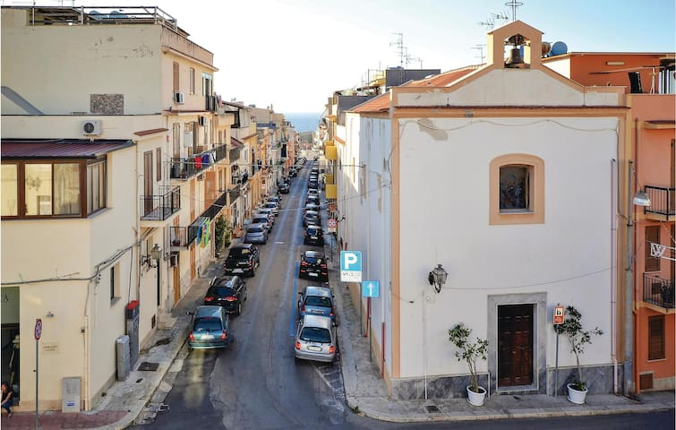 Holiday apartment with 1 bedroom on 50m² in Terrasini