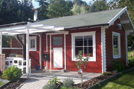 Gemütliche Weiherhütte im Glantal - Glan-Münchweiler - Cabin
