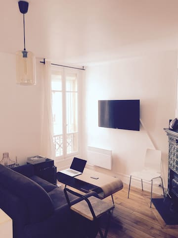 Appartement Paris Ouest - Levallois-Perret - Appartement