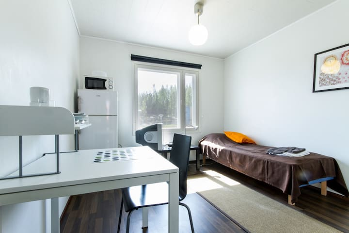 Private room for two with shared bathroom in Kerava - Palosenkatu 7
