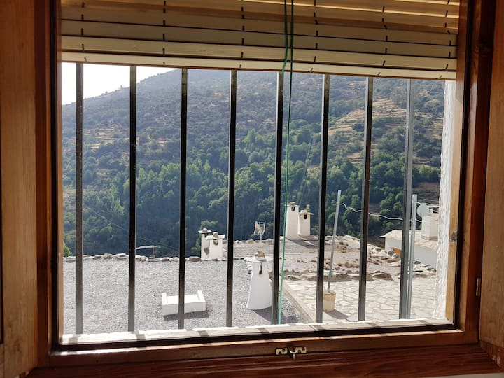 Traditional house in the heart of Alpujarras