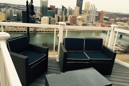 Luxury Pittsburgh Grandview Ave Apt