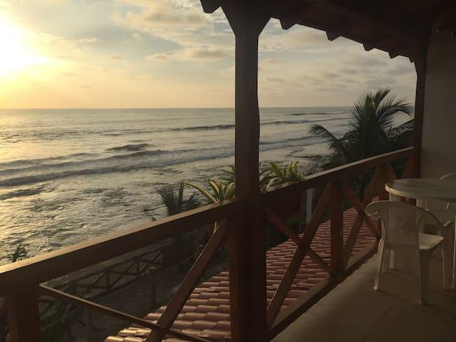 Paraíso junto al mar!