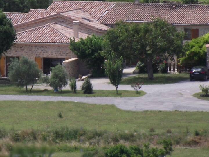 Le Mas du Moulin Maison d'hôtes en Ardèche